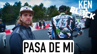 Download KEN BLOCK PASA DE MÍ!!!! | Dani Clos Video
