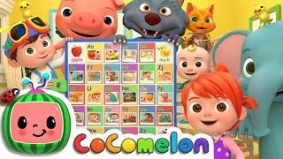 Download ABC Phonics Song | CoCoMelon Nursery Rhymes & Kids Songs Video