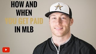 Download How And When You Get Paid in MLB? Video