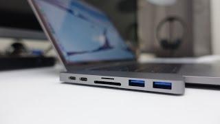 Download Hands-on: HyperDrive Thunderbolt 3 USB-C Hub for MacBook Pro Video