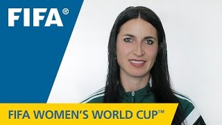 Download Referees at the FIFA Women's World Cup Canada 2015™: SALOME DI IORIO Video