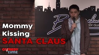 Download I Saw Mommy Kissing Santa Claus (Stand Up Comedy) Video