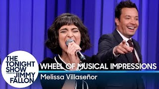 Download Wheel of Musical Impressions with Melissa Villaseñor Video