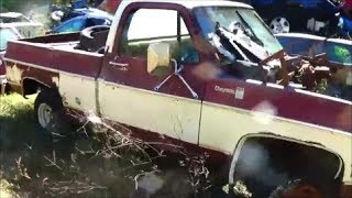 Download 4x4 Square Body Project Part1 Video