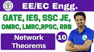 Download 7:30 PM | Electrical Engineering by Ashish Sir | Day #10 | Network Theorems Video