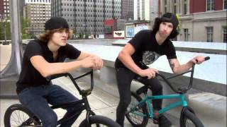 Download Alli Show - Garrett Reynolds, Kevin Kiraly (Part 3 of 4) - Philly BMX Street Riding & Dealing with Cops Video