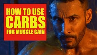 Download How to use carbs for muscle gain Video