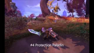 Download Leveled all 12 classes | Ranking Favorite to least favorite | WoW Video