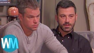 Download Top 10 Jimmy Kimmel Vs. Matt Damon Moments Video