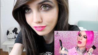 Download JEFFREE STAR DRUG STORE MAKEUP TUTORIAL Walkthrough! | Eugenia Cooney Video