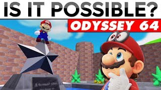Download THE ULTIMATE MARIO 64 CHALLENGE IN SUPER MARIO ODYSSEY | Is It Possible? Video