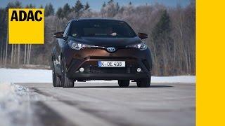 Download Autotest Toyota C-HR 1.8 Hybrid I ADAC 2017 Video