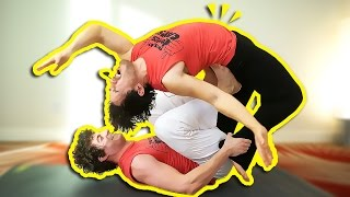 Download BREAKING MARKIPLIER'S BACK | Friend Yoga Video