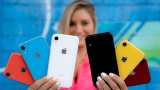 Download 🔥 All iPhone XR Colors! Video