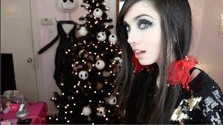 Download DECORATING MY JACK SKELLINGTON CHRISTMAS TREE 2018! Video