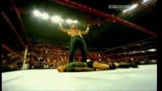 Download Legacy Attacks Batista / Triple H Returns & Destroys Legacy On Raw 6/15/09 Video