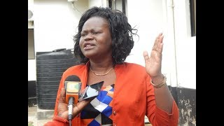 Download 'Leave sponsors alone', Gladys Wanga and tells UNIVERSITY girls after death of Sharon Otieno Video