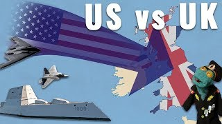 Download Could US invade UK if it wanted to? (2019) Video