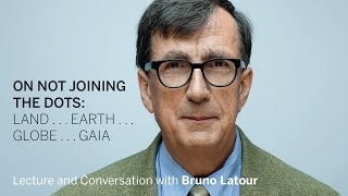 Download Bruno Latour | On Not Joining the Dots || Radcliffe Institute Video