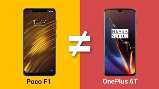 Download Poco F1 vs OnePlus 6T: We Did The Math! Video
