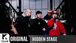 Download HIDDEN STAGE: Huckleberry P(허클베리피) 작두 (with 넉살, 딥플로우) Video