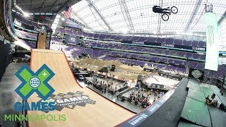 Download FULL BROADCAST: The Real Cost BMX Big Air Final | X Games Minneapolis 2017 Video