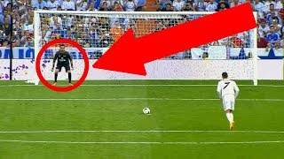Download 10 MOST FUNNY PENALTY KICKS IN FOOTBALL Video
