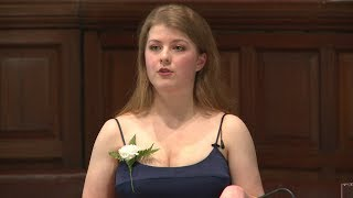 Download Molly Greenwood | Wall Street Debate | Proposition (1/8) Video