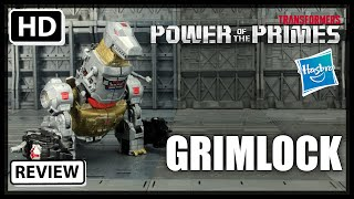 Download Transformers Power Of The Primes Wave 1 Voyager GRIMLOCK Video