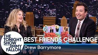 Download Best Friends Challenge with Drew Barrymore Video