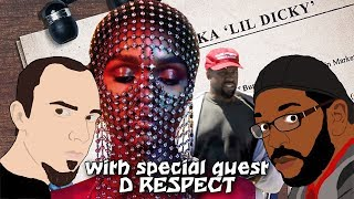 Download Kanye West's Twitter Saga Part 2, Lil Dicky and Janelle Monae's Dirty Computer ft. D. Respect #154 Video
