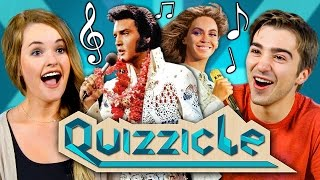 Download MUSIC QUIZZICLE CHALLENGE!!! (New Game Show: React Special) Video