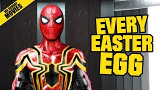 Download SPIDER-MAN HOMECOMING - Unknown Easter Eggs, Cameos & Post Credits Video