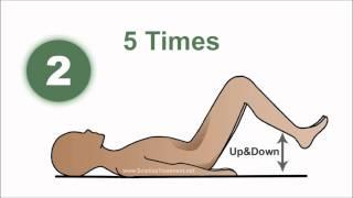 Download 1 Minute Sciatica Exercises Video