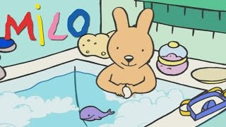 Download Milo - Bath time | Cartoon for kids Video