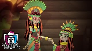 Download Scare-itage | Monster High Video
