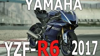 Download Yamaha YZF-R6 2017 - Máquinas legendarias Video