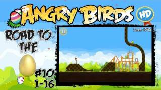 Download Angry Birds Seasons Easter Eggs All Golden Eggs Walkthrough Video