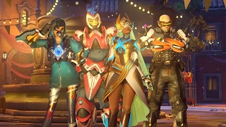 Download Overwatch: 11 Minutes of New Map Gameplay - Year 1 Anniversary Video