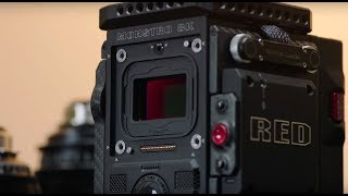 Download RED Weapon Monstro! 8K VistaVision Camera Overview + Operation Guide Video