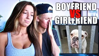 Download TRY NOT TO CRY CHALLENGE! **Boyfriend VS Girlfriend** Video