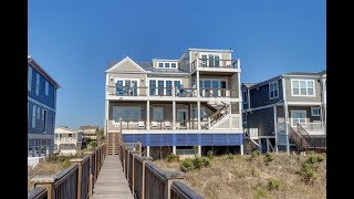 Download Timeless Oceanfront Home in Holden Beach, North Carolina | Sotheby's International Realty Video