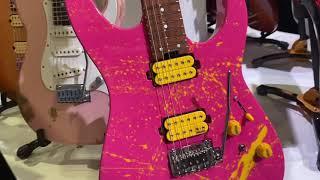Download NAMM 2020 Charvel and Jackson Custom Shop Video