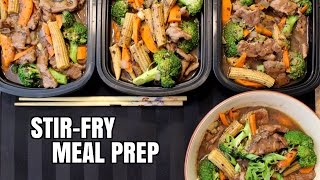 Download How to Meal Prep - Ep. 12 - STIR-FRY Video