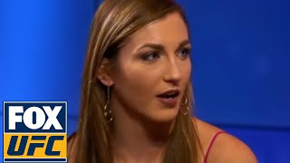 Download Montana Stewart recaps her impressive submission victory | TUF TALK Video