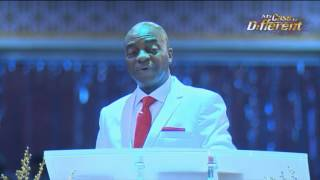 Download Bishop OYEDEPO @ BREAKING INVISIBLE BARRIERS (1st) SERVICE May 21, 2017 Video
