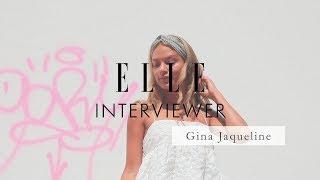 Download ELLE Interviewer: Gina Jaqueline Video