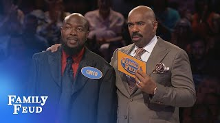 Download Checo IS THE MAN!!! | Family Feud Video