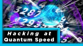 Download Hacking at Quantum Speed with Shor's Algorithm   Infinite Series Video