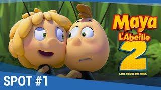 Download MAYA L'ABEILLE 2 - Le film - Spot 20s (VF) [actuellement au cinéma] Video